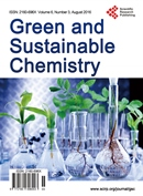 Green and Sustainable Chemistry
