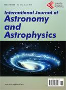 International Journal of Astronomy and Astrophysics