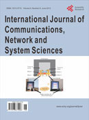 Int'l J. of Communications, Network and System Sciences