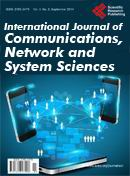 International Journal of Communications, Network and System Sciences