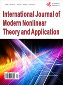 International Journal of Modern Nonlinear Theory and Application