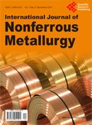 International Journal of Nonferrous Metallurgy