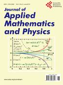 Journal of Applied Mathematics and Physics
