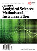 Journal of Analytical Sciences, Methods and Instrumentation
