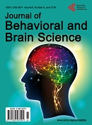 Journal of Behavioral and Brain Science
