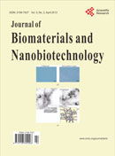 Journal of Biomaterials and Nanobiotechnology