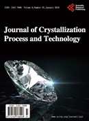 Journal of Crystallization Process and Technology