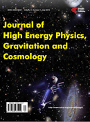 Journal of High Energy Physics, Gravitation and Cosmology