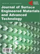 Journal of Surface Engineered Materials and Advanced Technology