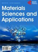Materials Sciences and Applications