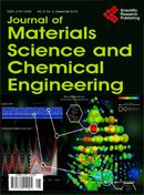 Journal of Materials Science and Chemical Engineering