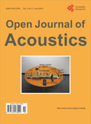 Open Journal of Acoustics
