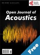 Open Journal of Acoustics