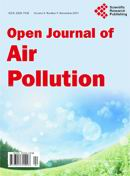 Open Journal of Air Pollution