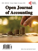 Open Journal of Accounting