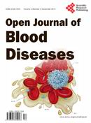 Open Journal of Blood Diseases