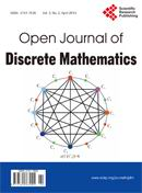 Open Journal of Discrete Mathematics