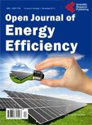Open Journal of Energy Efficiency