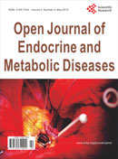 Open Journal of Endocrine and Metabolic Diseases