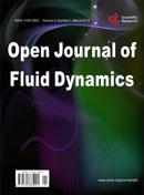 Open Journal of Fluid Dynamics