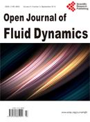 Open Journal of Fluid Dynamics