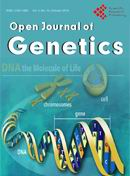 Open Journal of Genetics