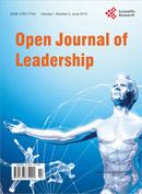 Open Journal of Leadership