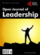 Open Journal of Leadership