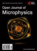 Open Journal of Microphysics