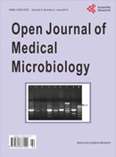 Open Journal of Medical Microbiology