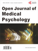 psihoportal open journal of medical psychology