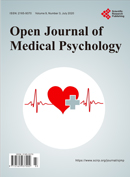 Open Journal of Medical Psychology