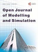 Open Journal of Modelling and Simulation
