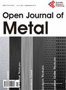 Open Journal of Metal