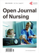 Open Journal of Nursing