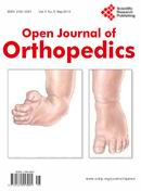 Open Journal of Orthopedics