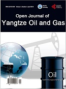Open Journal of Yangtze Oil and Gas