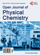 Open Journal of Physical Chemistry