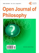 Open Journal of Philosophy