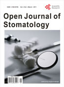 Open Journal of Stomatology