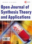 Open Journal of Synthesis Theory and Applications