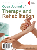 Open Journal of Therapy and Rehabilitation