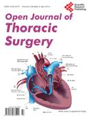 Open Journal of Thoracic Surgery