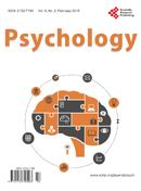 Articles - PSYCH - Scientific Research Publishing