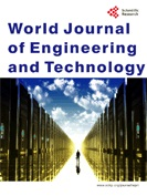 World Journal of Engineering and Technology - SCIRP