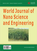 World Journal of Nano Science and Engineering